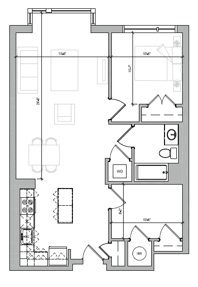 Bowdoin college housing floor plans home design and style for Floor plans boston college