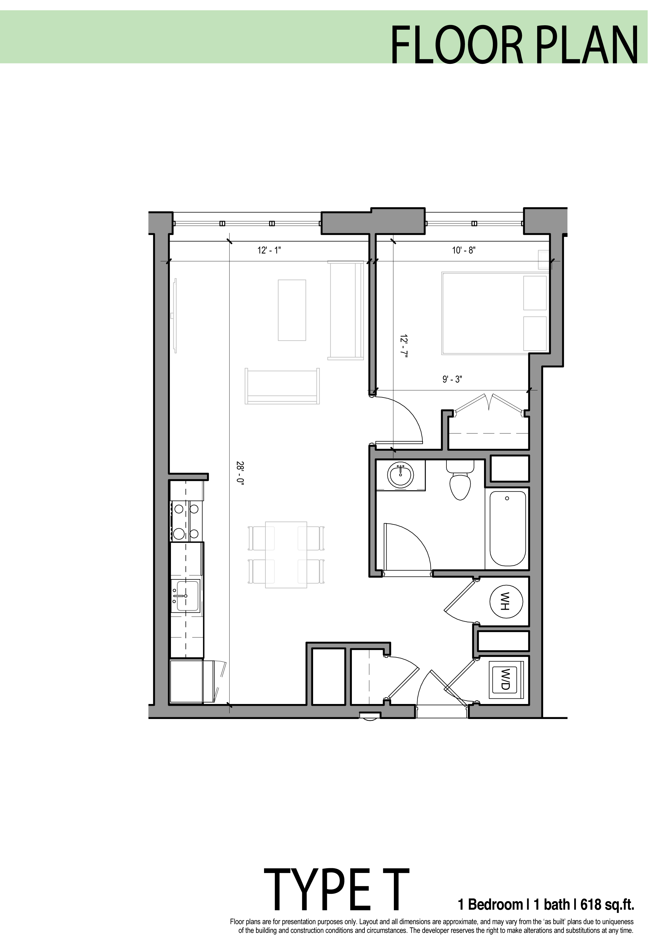 100 Rectangle Floor Plans Edge Allston