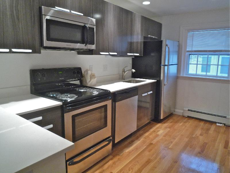 Modern Newton Two Bed For Rent